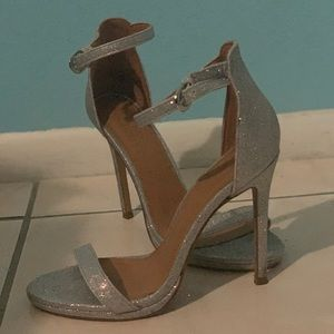 Charlotte Russe Glitter Heels